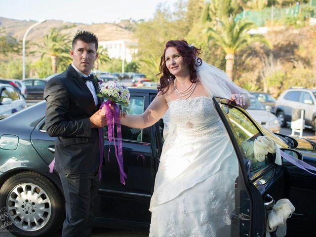 La boda de Adrian y Ioana en Motril, Granada 9