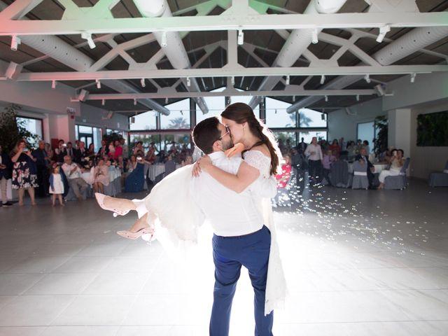 La boda de Gemma y Mario