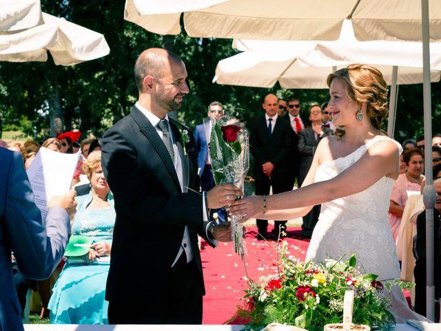 La boda de Chendo y Nunci en La Alberca, Salamanca 9