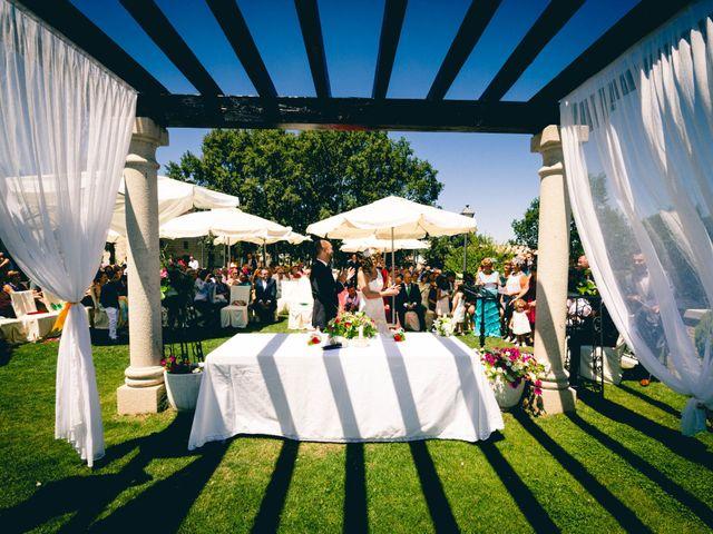 La boda de Chendo y Nunci en La Alberca, Salamanca 10