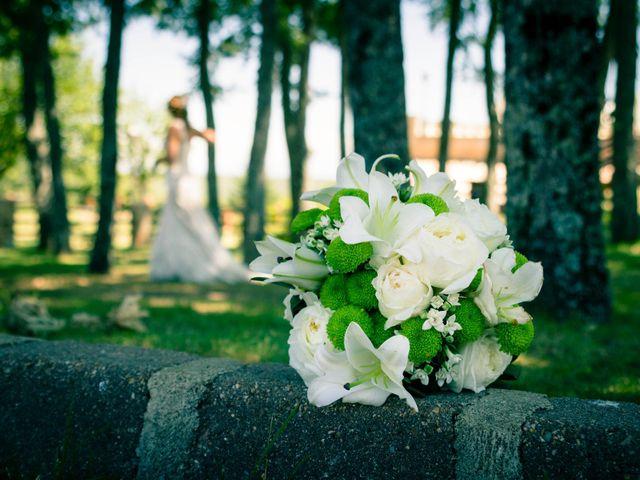 La boda de Chendo y Nunci en La Alberca, Salamanca 14