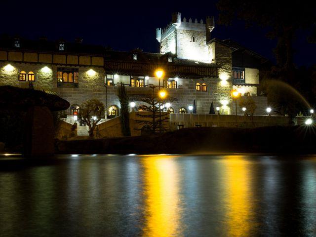 La boda de Chendo y Nunci en La Alberca, Salamanca 19