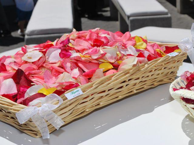 La boda de Quique y Laura en Burriana, Castellón 1
