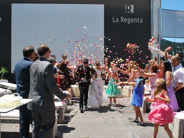 La boda de Quique y Laura en Burriana, Castellón 4