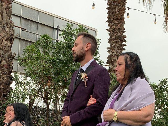 La boda de Juan Antonio y Adriana en Reus, Tarragona 1