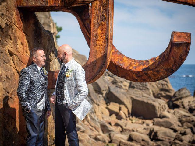 La boda de Fran y Mikel en Hernani, Guipúzcoa 2
