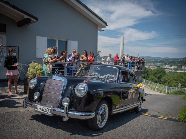 La boda de Fran y Mikel en Hernani, Guipúzcoa 10
