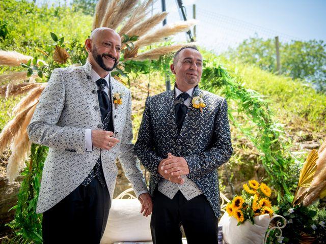 La boda de Fran y Mikel en Hernani, Guipúzcoa 11