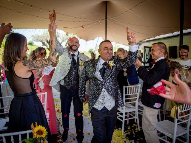 La boda de Fran y Mikel en Hernani, Guipúzcoa 12