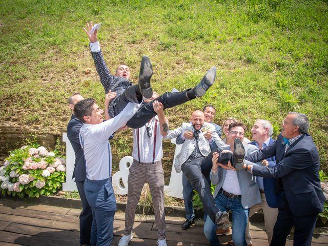 La boda de Fran y Mikel en Hernani, Guipúzcoa 13