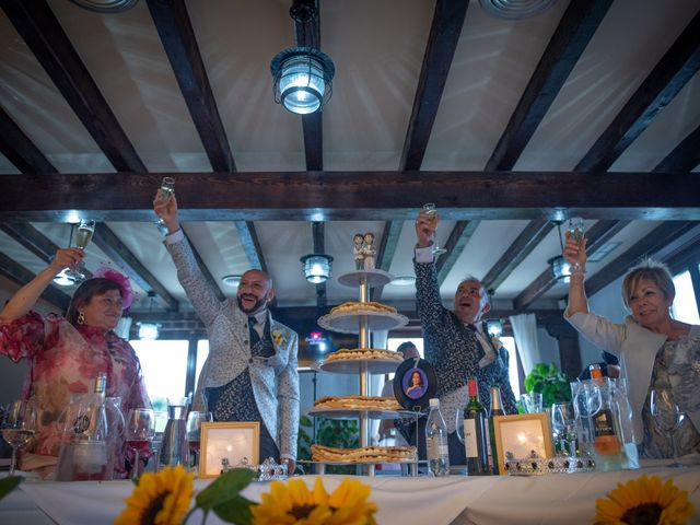 La boda de Fran y Mikel en Hernani, Guipúzcoa 16
