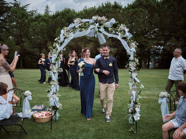 La boda de Ferran y Anna en Arbucies, Girona 17
