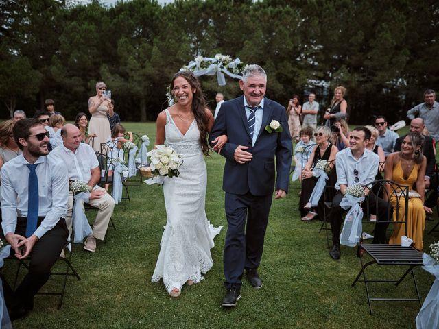 La boda de Ferran y Anna en Arbucies, Girona 18