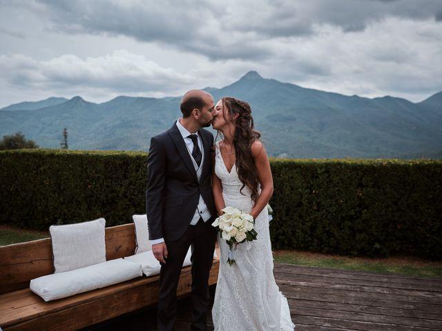 La boda de Ferran y Anna en Arbucies, Girona 19