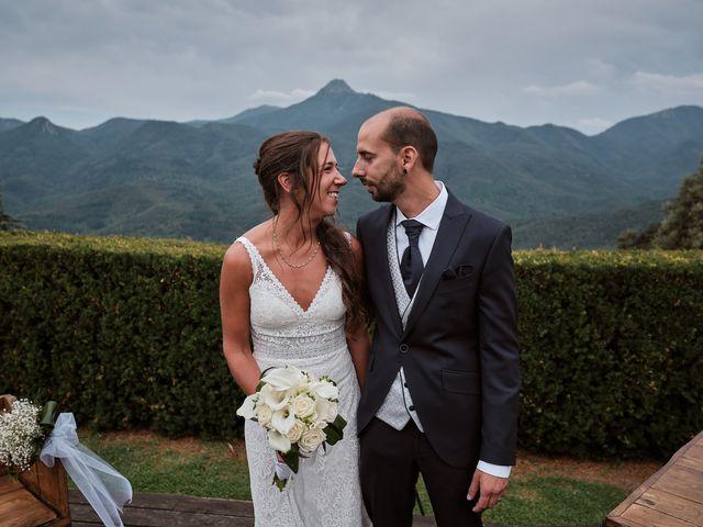 La boda de Ferran y Anna en Arbucies, Girona 21