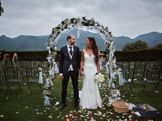La boda de Ferran y Anna en Arbucies, Girona 1