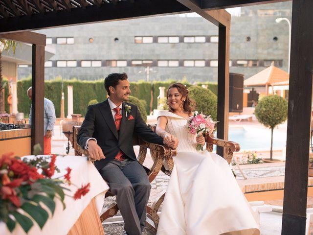 La boda de Álvaro y Marina en Granada, Granada 2