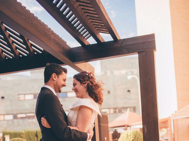 La boda de Álvaro y Marina en Granada, Granada 3