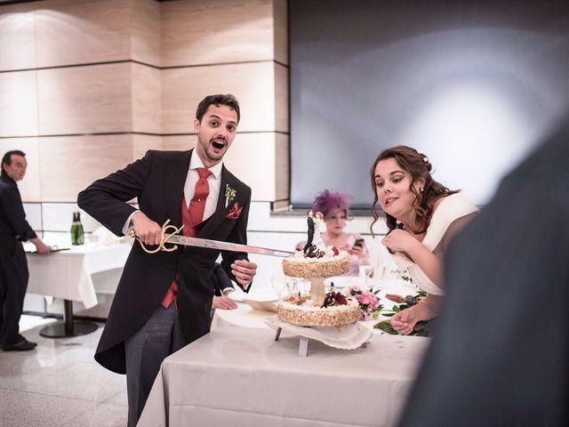 La boda de Álvaro y Marina en Granada, Granada 7