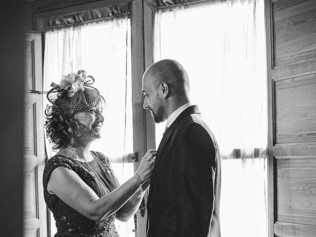 La boda de Toni y Laura en Pinilla Del Valle, Madrid 10