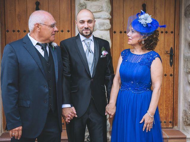 La boda de Toni y Laura en Pinilla Del Valle, Madrid 11