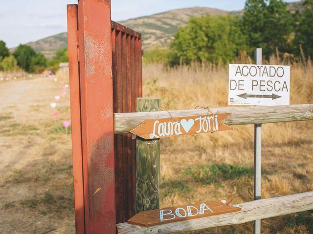 La boda de Toni y Laura en Pinilla Del Valle, Madrid 27