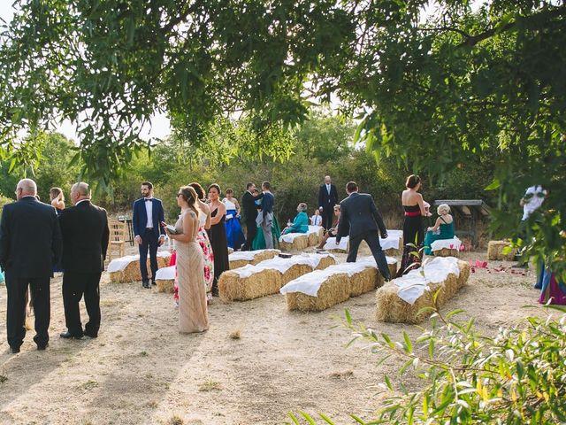 La boda de Toni y Laura en Pinilla Del Valle, Madrid 30