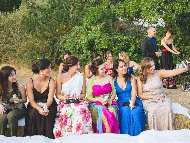 La boda de Toni y Laura en Pinilla Del Valle, Madrid 31