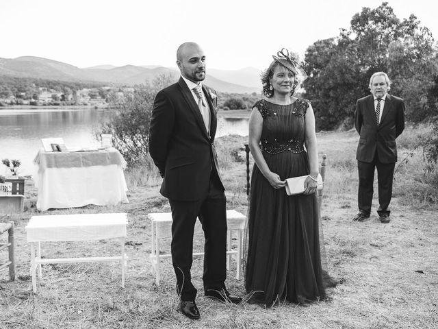 La boda de Toni y Laura en Pinilla Del Valle, Madrid 34