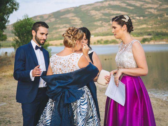 La boda de Toni y Laura en Pinilla Del Valle, Madrid 35