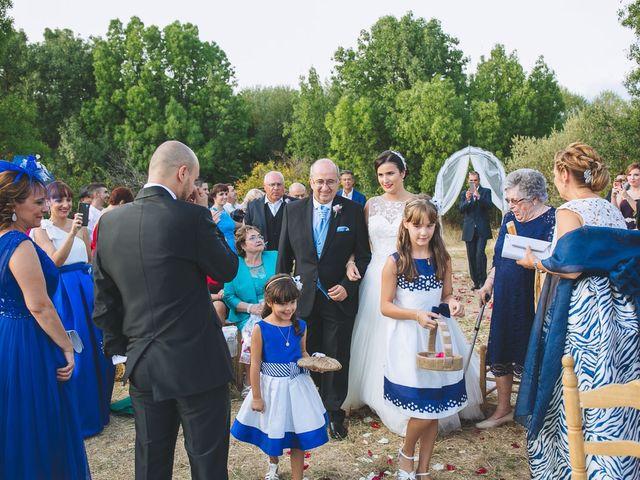 La boda de Toni y Laura en Pinilla Del Valle, Madrid 37