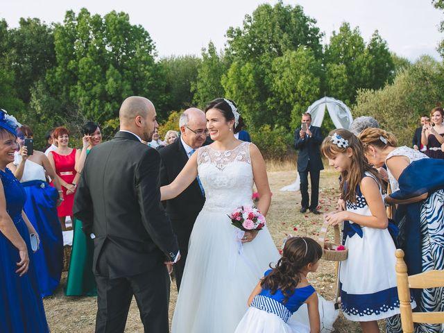 La boda de Toni y Laura en Pinilla Del Valle, Madrid 38