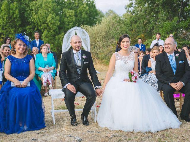 La boda de Toni y Laura en Pinilla Del Valle, Madrid 39