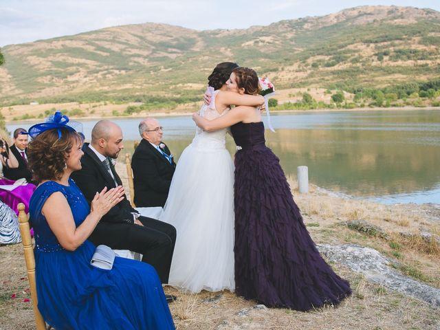La boda de Toni y Laura en Pinilla Del Valle, Madrid 42