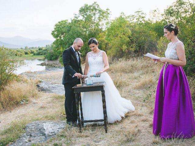 La boda de Toni y Laura en Pinilla Del Valle, Madrid 43