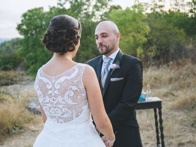 La boda de Toni y Laura en Pinilla Del Valle, Madrid 45