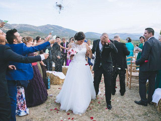 La boda de Toni y Laura en Pinilla Del Valle, Madrid 48