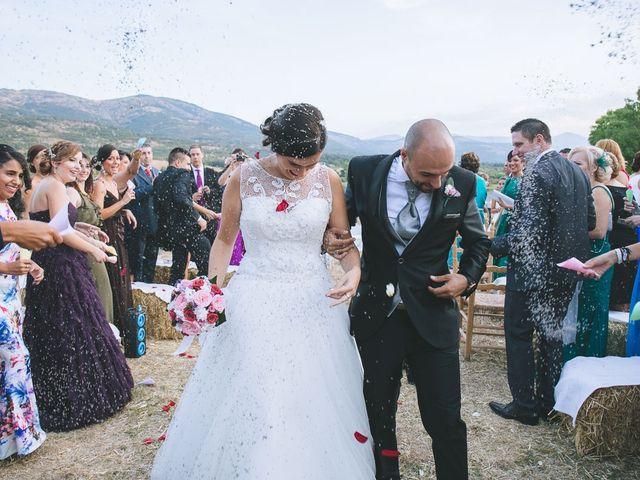La boda de Toni y Laura en Pinilla Del Valle, Madrid 49