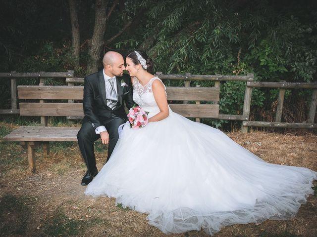 La boda de Toni y Laura en Pinilla Del Valle, Madrid 2