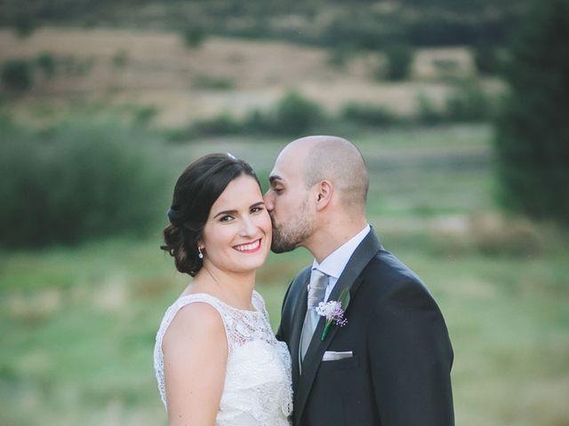 La boda de Toni y Laura en Pinilla Del Valle, Madrid 58