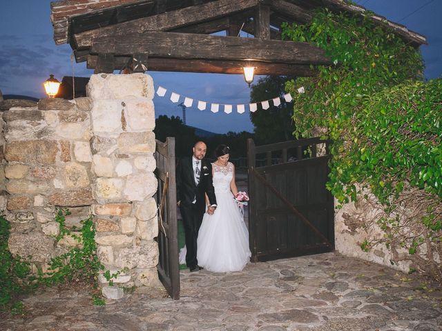 La boda de Toni y Laura en Pinilla Del Valle, Madrid 59