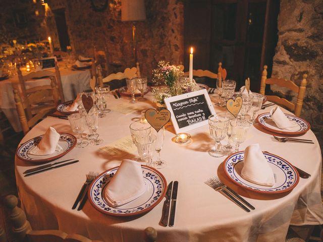 La boda de Toni y Laura en Pinilla Del Valle, Madrid 62