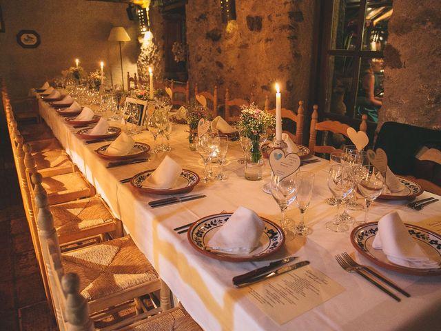 La boda de Toni y Laura en Pinilla Del Valle, Madrid 64