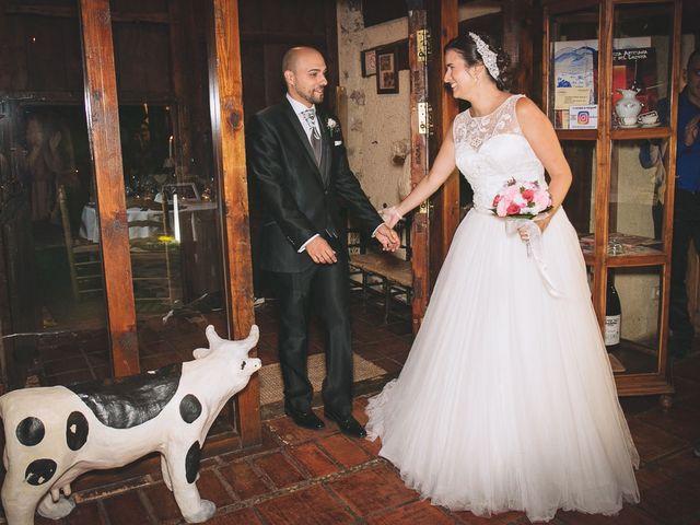 La boda de Toni y Laura en Pinilla Del Valle, Madrid 69