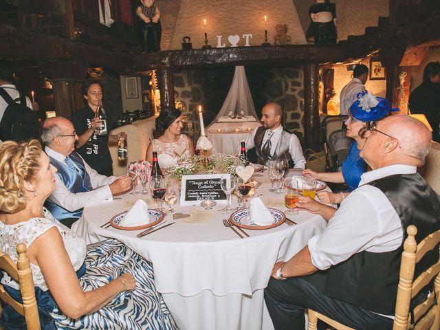 La boda de Toni y Laura en Pinilla Del Valle, Madrid 70