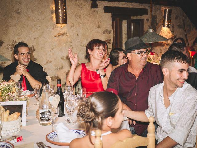 La boda de Toni y Laura en Pinilla Del Valle, Madrid 71