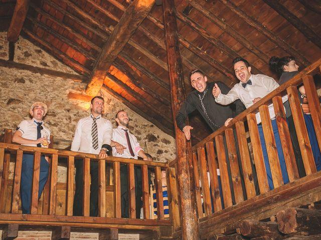 La boda de Toni y Laura en Pinilla Del Valle, Madrid 72