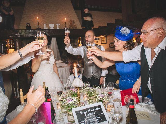 La boda de Toni y Laura en Pinilla Del Valle, Madrid 75
