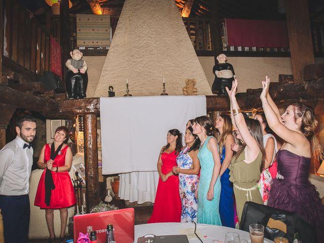 La boda de Toni y Laura en Pinilla Del Valle, Madrid 79