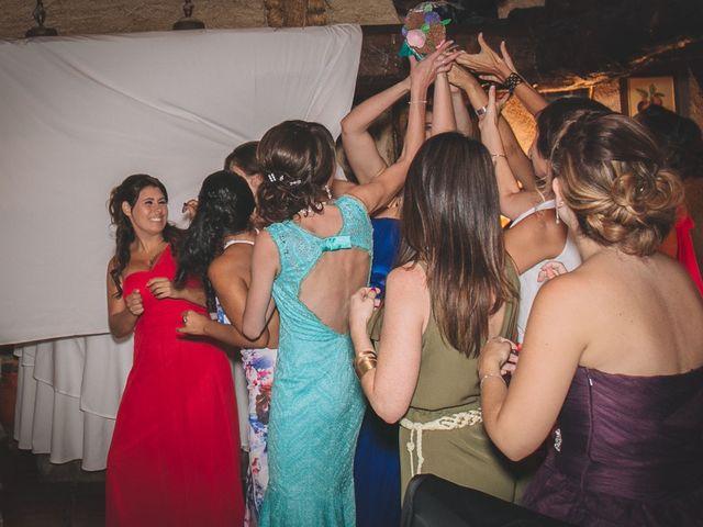 La boda de Toni y Laura en Pinilla Del Valle, Madrid 80